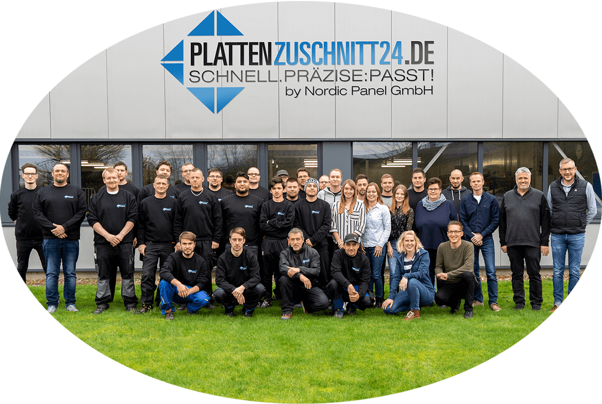 Das Team von Nordic Panel GmbH